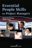 Cover image for Essential people skills for project managers