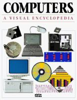 Cover image for Computers, a visual encyclopedia