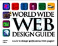 Cover image for World wide web design guide
