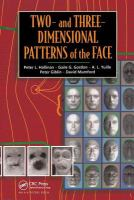 Cover image for Two- and three-dimensional patterns of the face