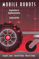 Cover image for Mobile robots : inspiration to implementation
