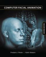 Cover image for Computer facial animation