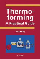 Cover image for Thermoforming : a practical guide