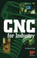 Cover image for CNC for industry