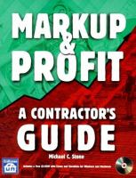 Cover image for Markup and profit a contractor's guide