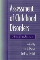 Cover image for Assessment of childhood disorders