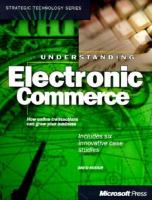 Cover image for Understanding electronic commerce