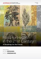 Cover image for Foods for health in the 21st century : a roadmap for the future