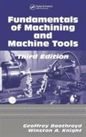 Cover image for Fundamentals of machining and machine tools