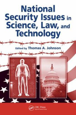 Cover image for National security issues in science, law, and technology