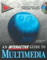 Cover image for An interactive guide to multimedia