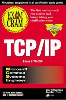 Cover image for TCP/IP : exam cram