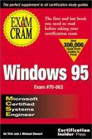 Cover image for MCSE : Windows 95 exam cram