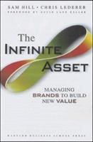 Cover image for The infinite asset : managing brands to create new value