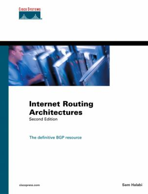 Cover image for Internet routing architectures