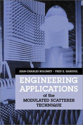 Cover image for Engineering applications of the modulated scatterer technique