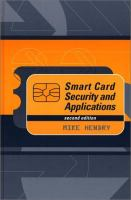 Cover image for Smart card security and applications