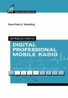 Cover image for Introduction to digital professional mobile radio
