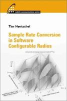 Cover image for Sample rate conversion in software configurable radios