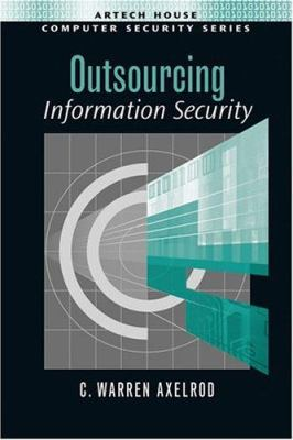 Cover image for Outsourcing information security