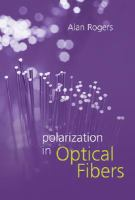 Cover image for Polarization in optical fibers