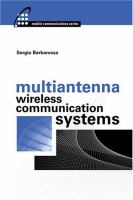 Cover image for Multiantenna wireless communication systems