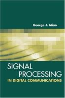 Cover image for Signal processing in digital communications