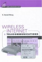 Cover image for Wireless internet telecommunications