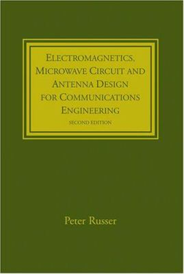 Cover image for Electromagnetics, microwave circuit and antenna design for communications engineering