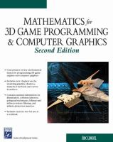 Cover image for Mathematics for 3D game programming and computer graphics