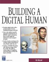 Cover image for Building a digital human