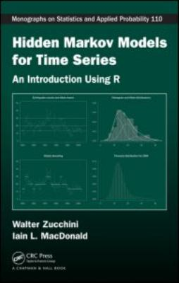 Cover image for Hidden markov models for time series : an introduction using R