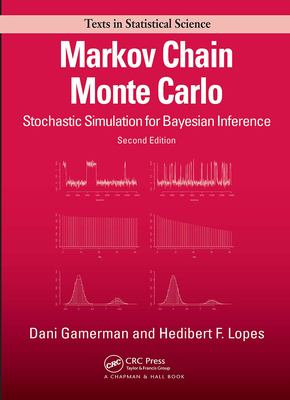 Cover image for Markov chain Monte Carlo : stochastic simulation for Bayesian inference