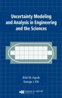 Cover image for Uncertainty modeling and analysis in engineering and the sciences