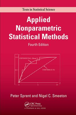 Cover image for Applied nonparametric statistical methods