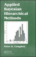 Cover image for Applied Bayesian hierarchical methods