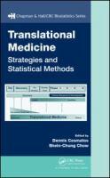 Cover image for Translational medicine