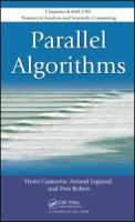 Cover image for Parallel algorithms