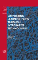 Cover image for Supporting learning flow through integrative technologies