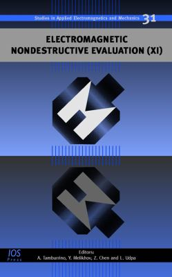 Cover image for Electromagnetic nondestructive evaluation (XI)