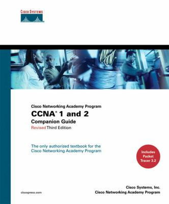 Cover image for Cisco Networking Academy Program CCNA 1 and 2 companion guide