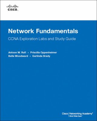Cover image for Network fundamentals : CCNA exploration labs and study guide