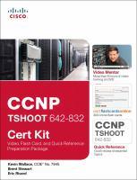 Cover image for CCNP TSHOOT 642-832 cert kit