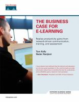 Cover image for The business case for e-learning