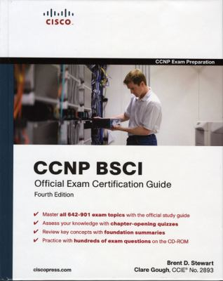 Cover image for CCNP BSCI official exam certification guide