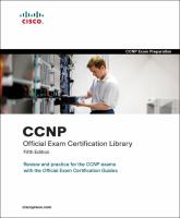 Cover image for CCNP BCMSN exam certification guide :  CCNP self-study