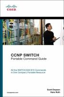 Cover image for CCNP Switch portable command guide