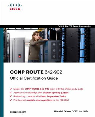Cover image for CCNP Route 642-902 official certification guide