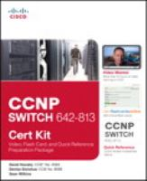 Cover image for CCNP switch 642-813 cert kit