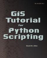 Cover image for GIS tutorial for Python scripting